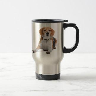 Love Beagles Stainless Steel Travel Mug