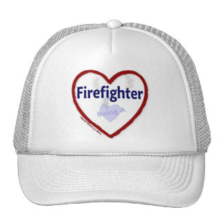 Love: Being a Firefighter - Hat