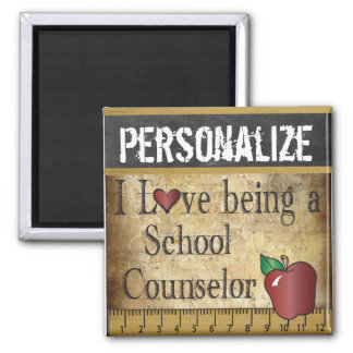 Love being a School Counselor Magnet