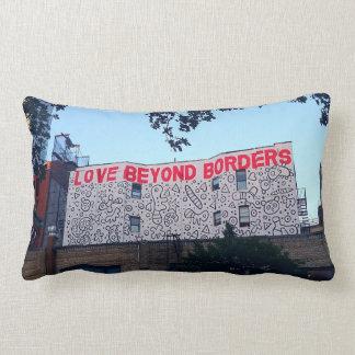 Love Beyond Borders Pillow