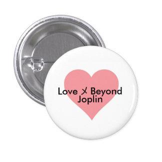Love Beyond Heart Pin