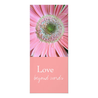 Love Beyond Words Bookmarks Card