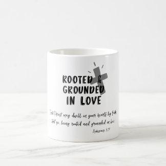Love Bible Verse Magic Mug