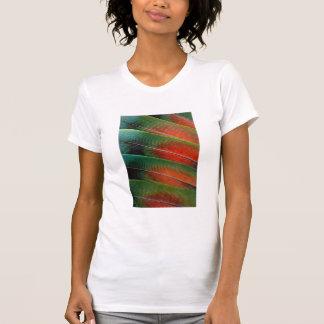 Love bird feather close-up T-Shirt