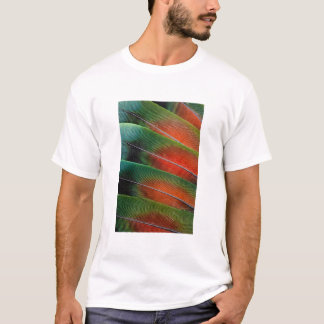 Love bird feather close-up T-Shirt