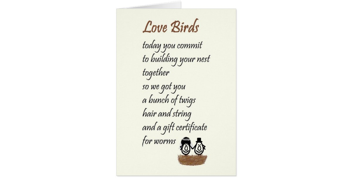 Wedding Poem Cards, Wedding Poem Greeting Cards, Wedding Poem ...