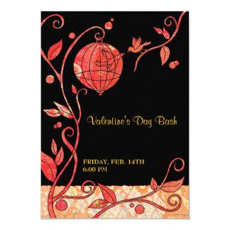 Love Birds: Cute Valentine's Day Party Invitations