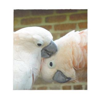 Love Birds Notepad