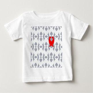Love Birds Pattern Baby T-Shirt