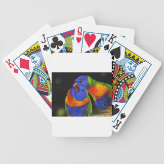 Love Birds Poker Deck