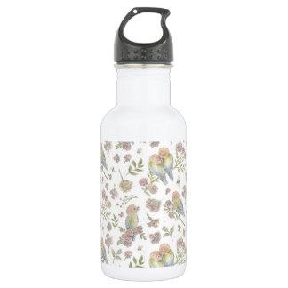 Love Birds Water Bottle