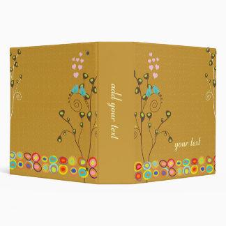 Love birds wedding planner binders