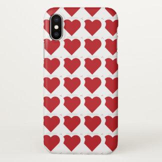 Love Bite iPhone X Case
