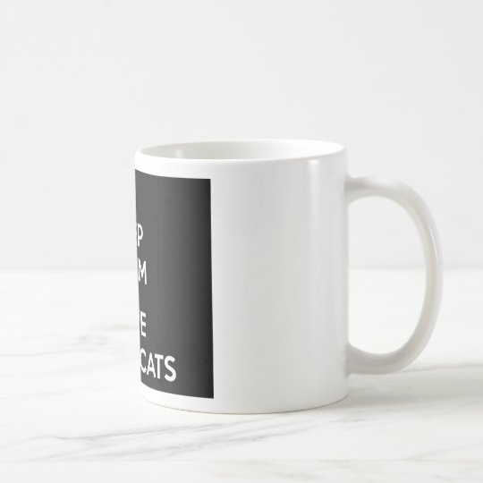 Love Black Cats Coffee Mug