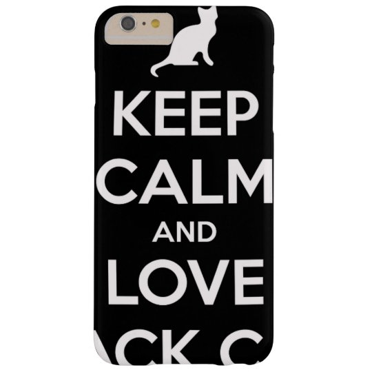Love Black Cats Galaxy Nexus Case