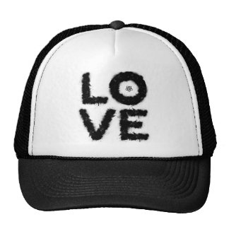 LOVE (Black Edition) Trucker Hat