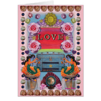 Love Blooms card