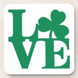 LOVE BOSTON - COASTER