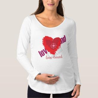 Love-bound (Long Sleeve) Maternity T-Shirt