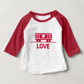 Love Boxcar Baby T-Shirt