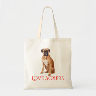 Love Boxer Puppy Dog Canine Red Boxer
