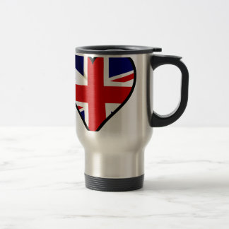 Love Britain Travel Mug
