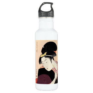 Love Brooding Selected Poems on the Theme of Love 710 Ml Water Bottle
