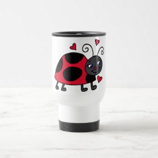 Love Bug 15 oz Travel/Commuter Mug