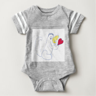 Love Bug Babies Sport Bodysuit