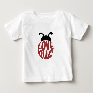 love bug girl baby T-Shirt