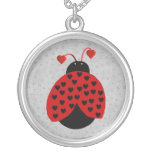 Love Bug Necklace