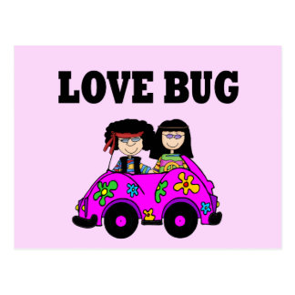 Love Bug Postcard