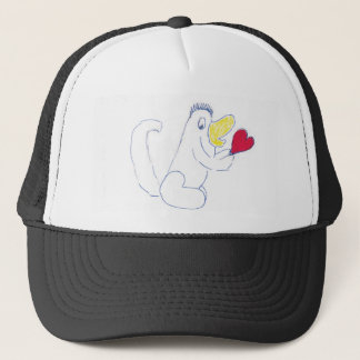 Love Bug Truckers Hat