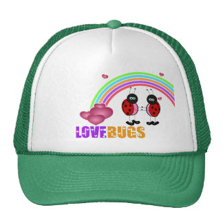 Love bugs Valentine's Day Hat