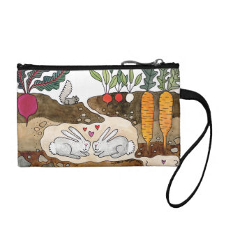 Love Bunnies Accessory Pouch