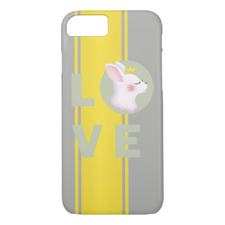 Love Bunny iPhone 8/7 Case