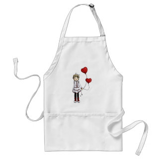 Love by a String Standard Apron