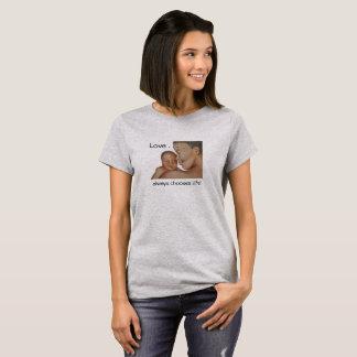 Love by Jordan T-Shirt