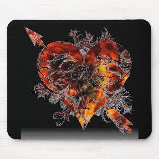 Love By Nathan Robert Simonson Mouse Pad