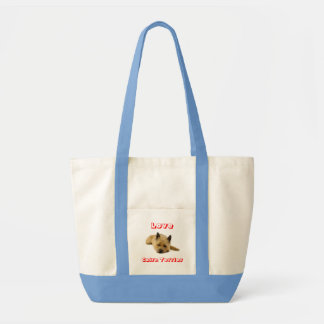 Love Cairn Terrier Puppy Dog Impulse Tote Bag