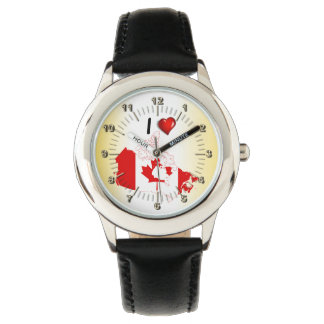 Love Canada Watch