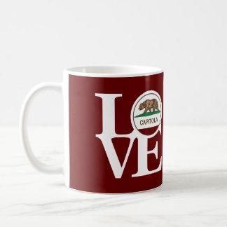 LOVE Capitola 11oz Coffee Mug
