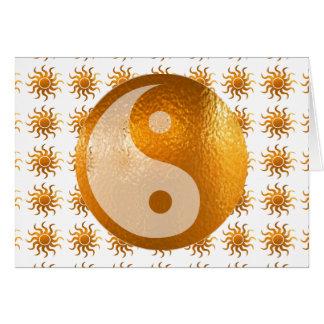 LOVE Care : Sun Energy n YIN YANG Balance Cards