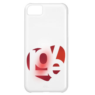 'Love' Case For iPhone 5C