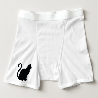Love Cat Boxer Briefs