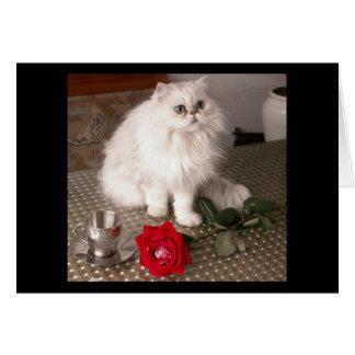 Love Cat II Card - Customizable