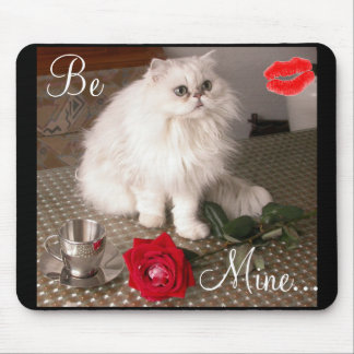 Love Cat II Mousepad - Customizable