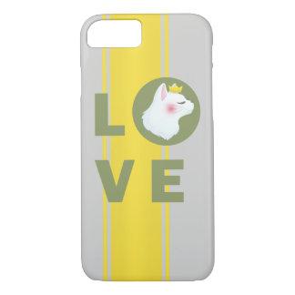Love Cat iPhone 8/7 Case