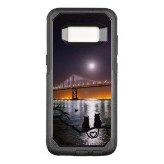 Love Cats OtterBox Commuter Samsung Galaxy S8 Case