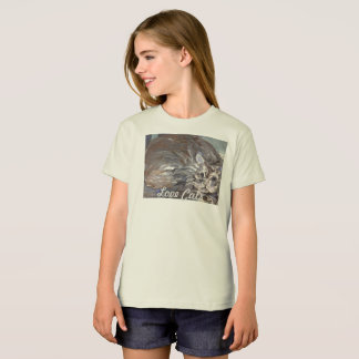 """""""Love Cats"""" Painting on Children's T-Shirt"""
